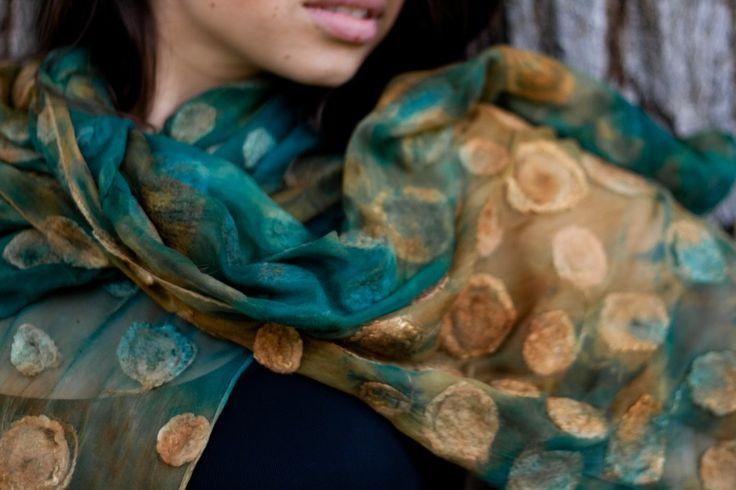 swirlscarf Nicola Burton