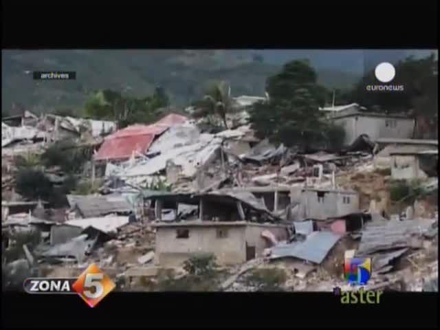 80 Mil Haitianos Aún Viven En Campos De Refugiado Tras El Terremoto #Video