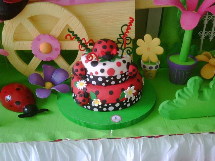 Torta de Mariquitas: 1 024 768 Píxeles, Torta De, Cumple Emi, De Mariquita, Super Fiestas, Cumpl Emi, Cumples Infatiles, Cumpl Isis, Torta Mariquita