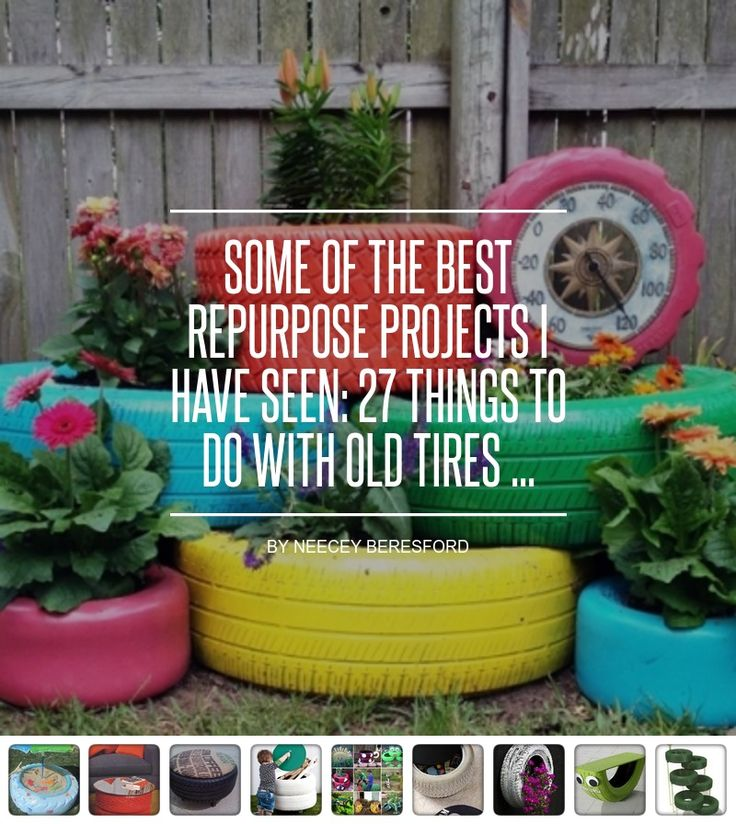 Some of the Best Repurpose Projects I