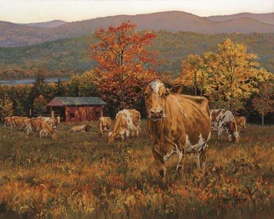 Farm And Rural Americana Art From The Bonnie Mohr Studio