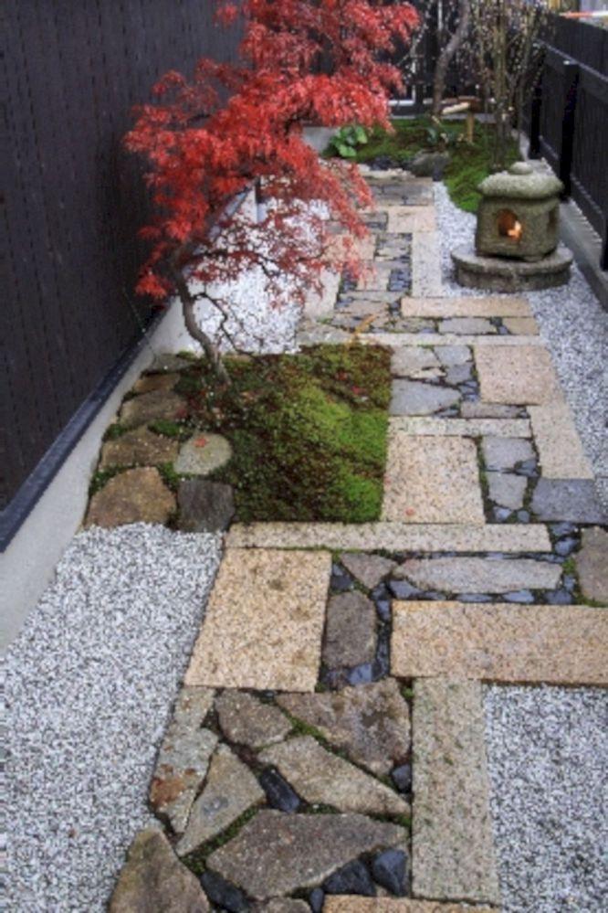 76 Beautiful Zen Garden Ideas For Backyard