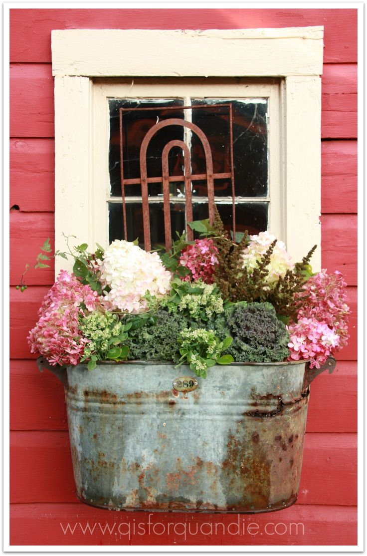 25 best ideas about fall window boxes on pinterest fall. Black Bedroom Furniture Sets. Home Design Ideas