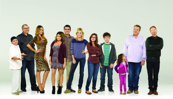 Is Modern Family as good as it used to be? (Picture: Sky)