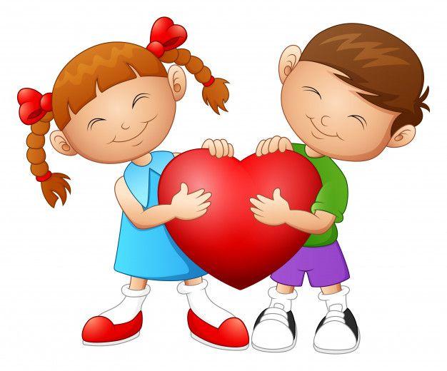 Pareja De Dibujos Animados En El Amor Co Free Vector Freepik Freevector Cumpleanos Personas Dibujos Imagenes Animadas De Ninos Dibujos Faciles De Amor