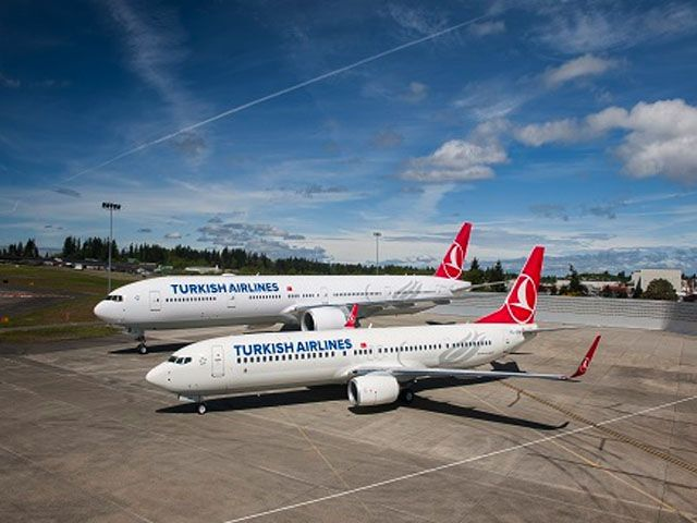 Turkish Airlines réduit l'Europe, signe avec Air Europa