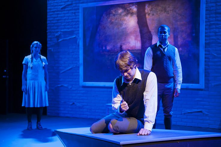 Spring Awakening by Company C of the Canadian College of Performing Arts. October 21-November 2, 2014. A review. http://janislacouvee.com/spring-awakening-company-c-october-21-november-2-2014-review/