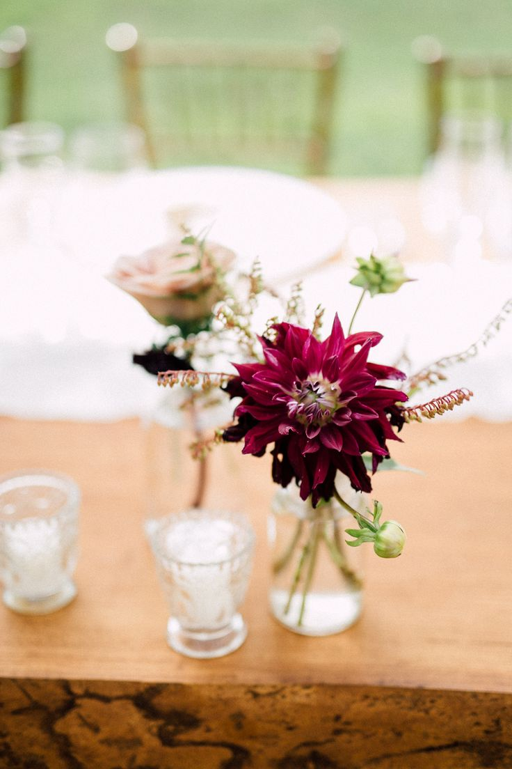 Best ideas about dahlia wedding centerpieces on