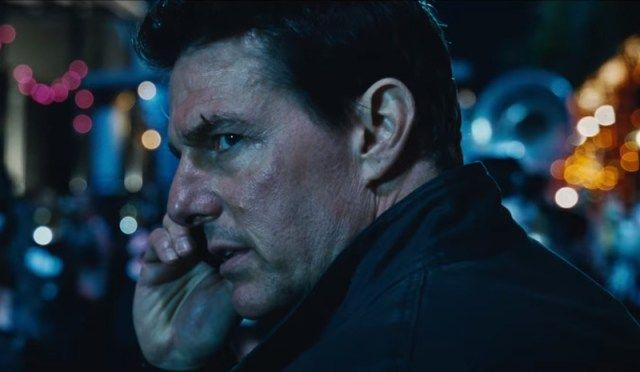 Jack Reacher Never Back Down Trailer
