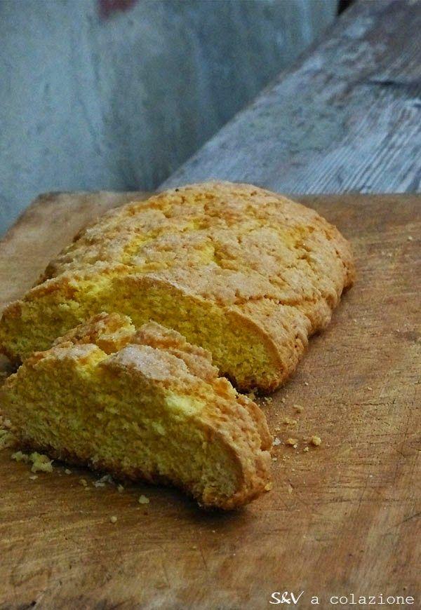 Ciambella emiliana-romagnola. la stessa in Artusi, in Ada Boni, in Hazan - simple vanilla cake for breakfast. check also Marcella Hazan
