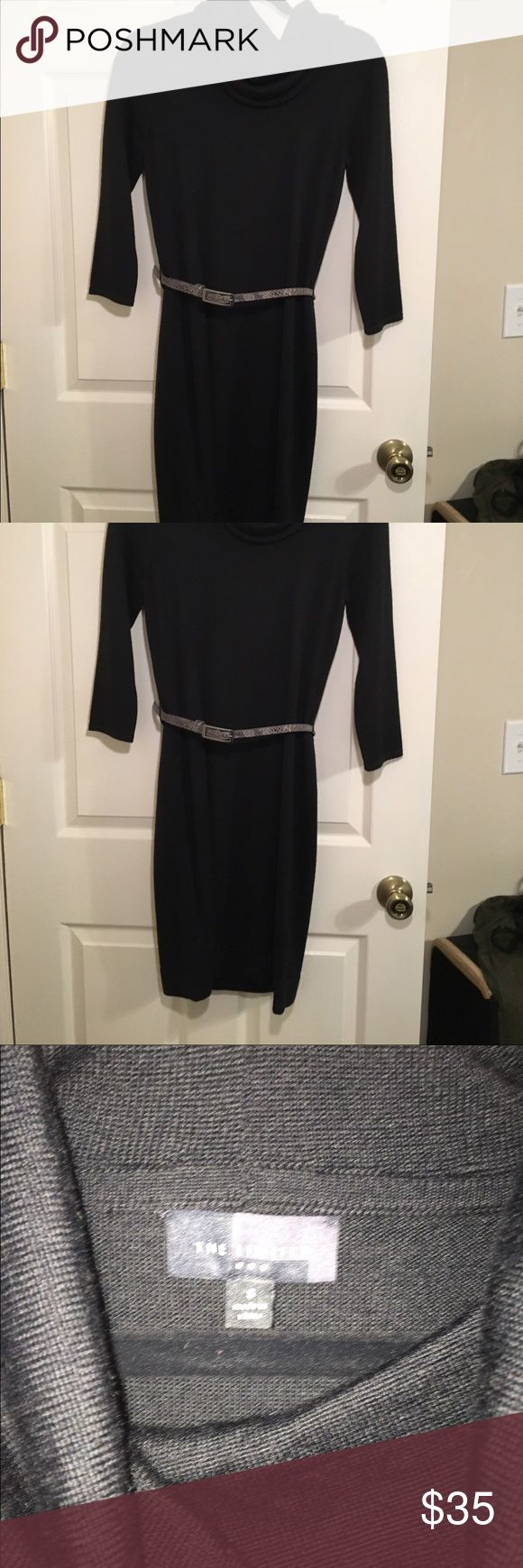 NWT The Limited Cowl Neck Sweater Dress Comes with the belt attached. NWT and never worn The Limited Dresses