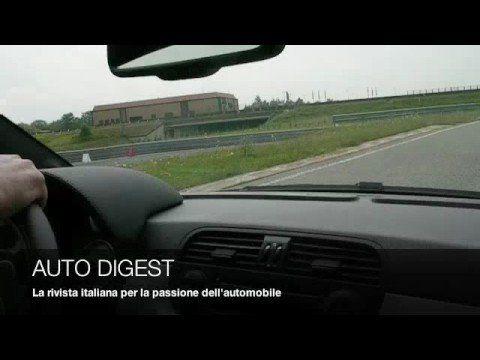Fiat 500 Abarth a Balocco