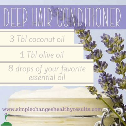 DIY–Make Your Own Deep Hair Conditioner