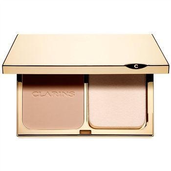 Clarins Everlasting Compact Foundation SPF15 Clarins Everlasting Compact Foundation SPF15 A pleasure to apply, an even complexion, radiance, lasting-hold and comfort... it has it all! A high-performance foundation with an ultra-fine, silky-soft, http://www.MightGet.com/january-2017-12/clarins-everlasting-compact-foundation-spf15.asp