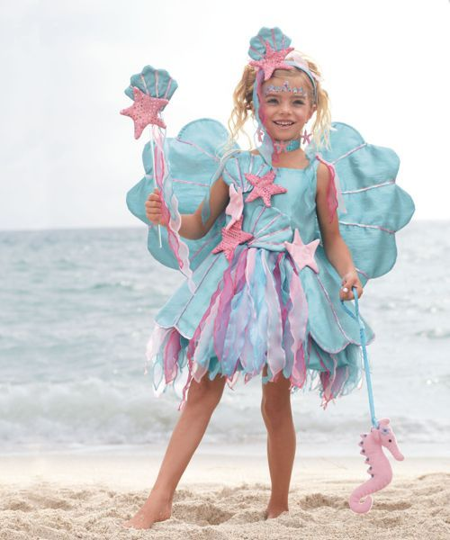 Under-The-Sea Fairy Costume for Girls
