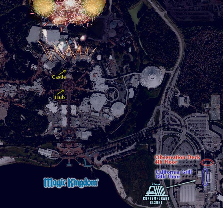 ROBO MAPS Fireworks MK and Surroundingdetailed maps