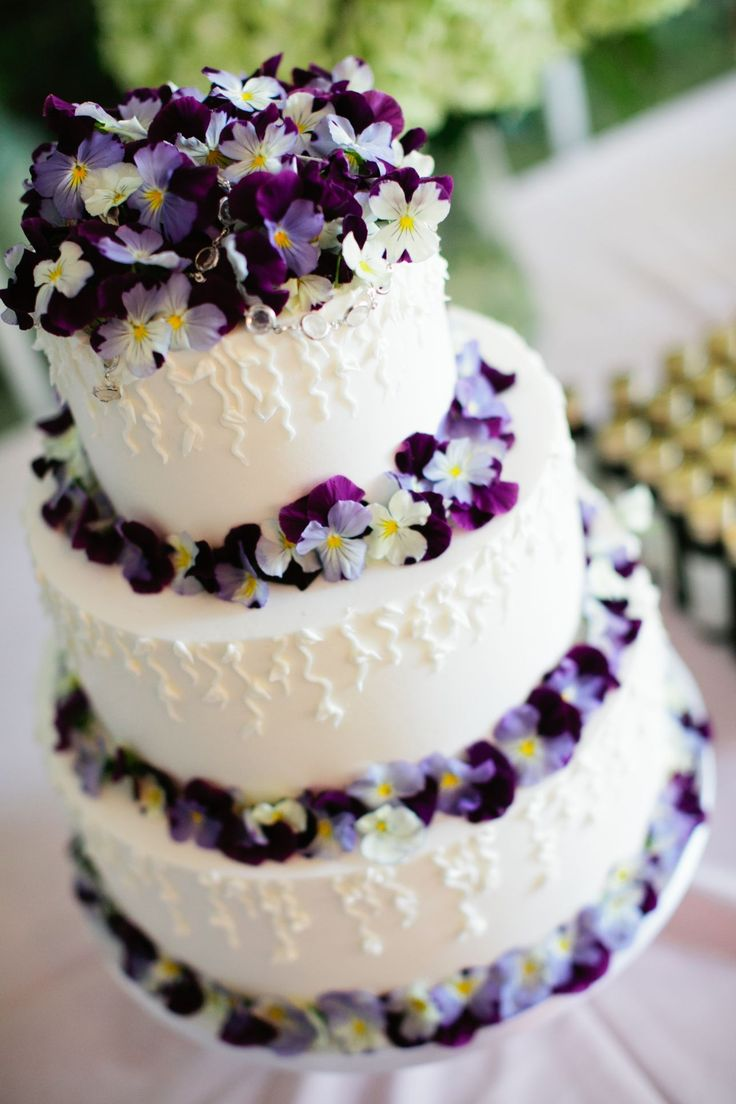 118 best Wedding Cake images on Pinterest | Cake wedding, Weddings ...