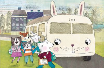 animal school bus copy.jpg Lesley Breen Withrow