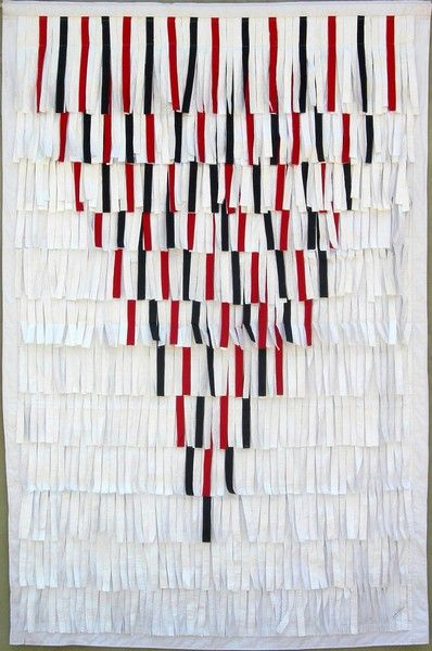 default_title - Les expositions : Abdoulaye Konaté – Tentures teintures