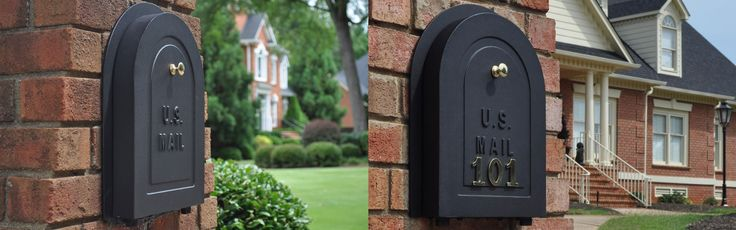 Better Box Mailboxes are spectacular expressions of craftsmanship and curb appeal. They begin with raw aluminum, and all their highly skilled craftsmen hand-craft their products to the highest quality, using time-honored sand-casted techniques, powder-coating finished products for superior quality and longevity.