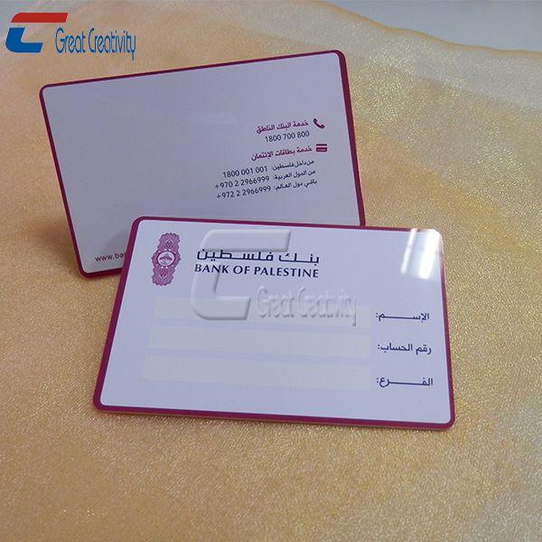Rfid Mifare S70 Signature Panel Id Card Nfc Sticker Rfid Cards