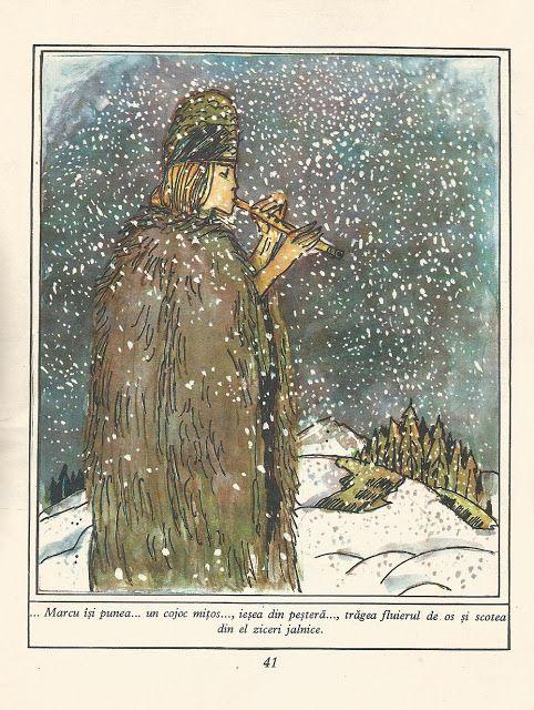 Francisc Kalab - O seara in leaganul Mioritei
