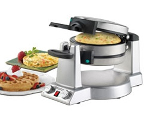 Breakfast Central™ by Cusiniart makes everything from omelettes and frittatas to pancakes and waffles