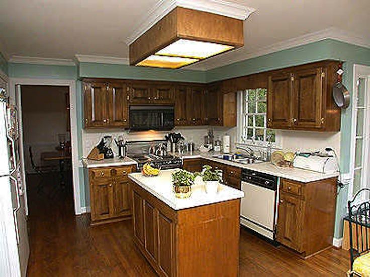 High Quality ... Country Kitchen Color Schemes