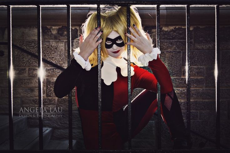 So she is a little psychotic... haha. This Harley Quinn cosplay is by Manda Cowled of The Geekettes with photography by Angela Lau Design & Photography! Mistah J would be pleased.