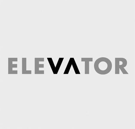 Elevator Logo design Published by Maan Ali