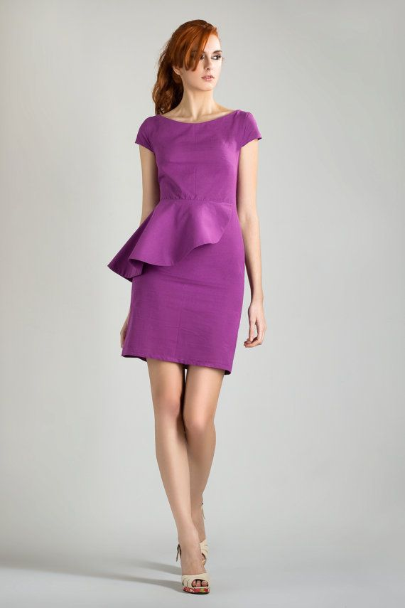 Love everything about this dress!    The super stylish and charming Audrey dress  SS12 by MuMusyros, $118.00