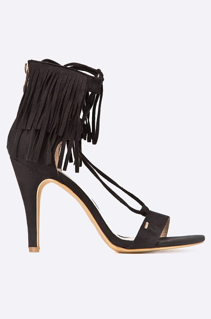Big Star - Pantofi cu toc - Pantofi cu toc subtire din colectia Big Star. Model…