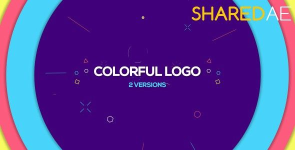 Videohive - Colorful Logo 19310908 - Free Download