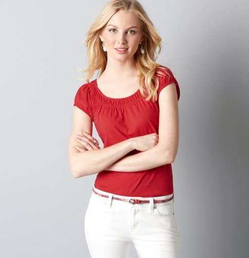 top for work $29.50: Style, Cap Sleeves, Loft, Peasant Tees, Products, Sleeve Peasant