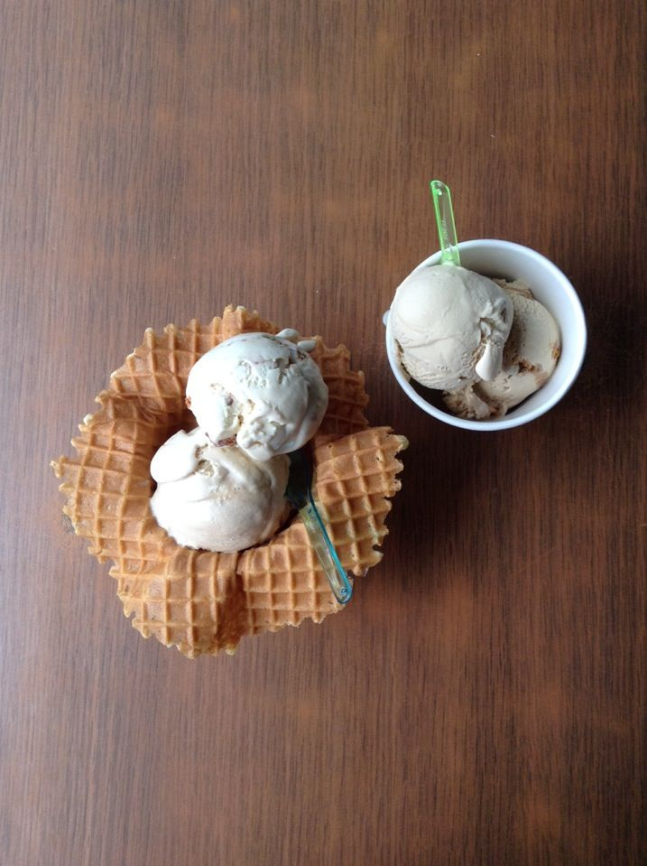 Salted Caramel Artisan Ice Cream