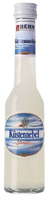 "Küstennebel (""coastal fog"") is a tasty anise spirit from Eckernförde, Schleswig-Holstein in Northern Germany that is similar to Absinthe, Pastis from France, Greek Ouzo, Italian Sambuca, or Middle Eastern Arak"