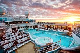 Lets Cruise Ltd presents you wonderful Cunard cruises to its client in Auckland at affordable budget. We confers different kind of activities such as swimming pools, golf driving ranges, top-quality fitness centers, high-tech equipment, healthy living workshops, Canyon Ranch Spa Club and more.