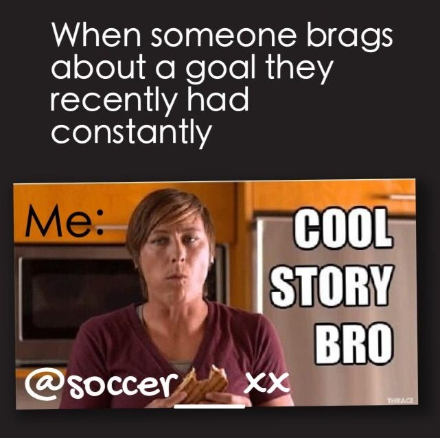 Cool story Bro...