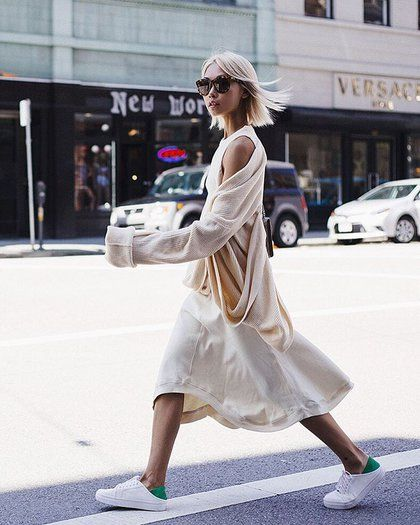 Δυναμικά street style looks από τη Vanessa Hong | μοδα , street style | ELLE