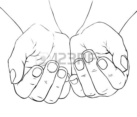 Drawing Hands Holding Things 365 Funny Pics Drawings