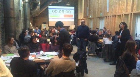 """Si è svolto il 5 febbraio, al Tecnopolo di Reggio Emilia, il workshop """"Smart Cities & New Needs"""", che ha visto coinvolti una cinquantina di studenti dell'Università di Modena e Reggio Emilia dei dipartimenti di Ingegneria, Comunicazione ed Economia, Scienze della Vita e Scienze Umane."""