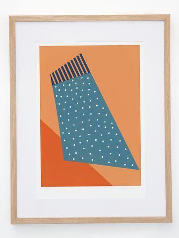 Art Print - Orange Crush
