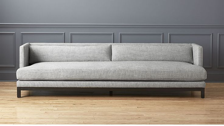 Brava Houndstooth Sofa | CB2