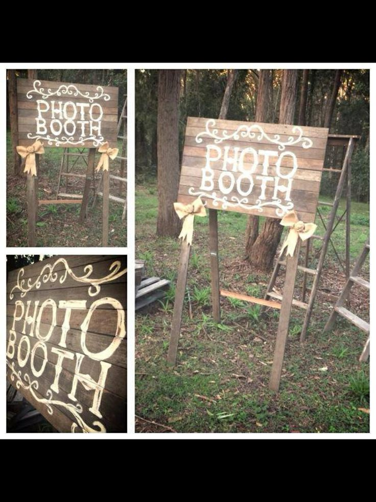 Fun signs to show your guests the way ...on that perfect day!
