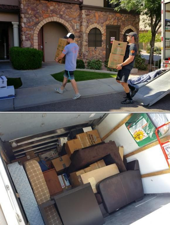 College Student Helpers is a provider of reliable professional moving services. When it comes to full service moving, they are the movers you can count on. Click for a free quote from top rated Phoenix pros.