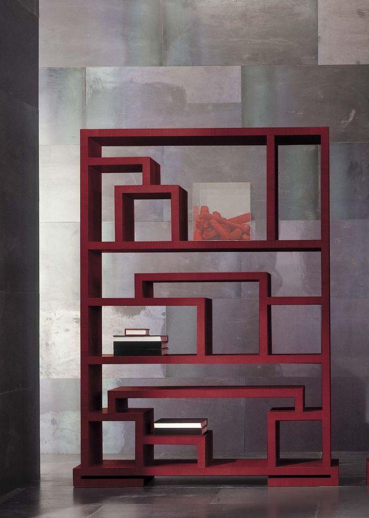 Дизайнерский стеллаж Fratelli Boffi Labirint 4402