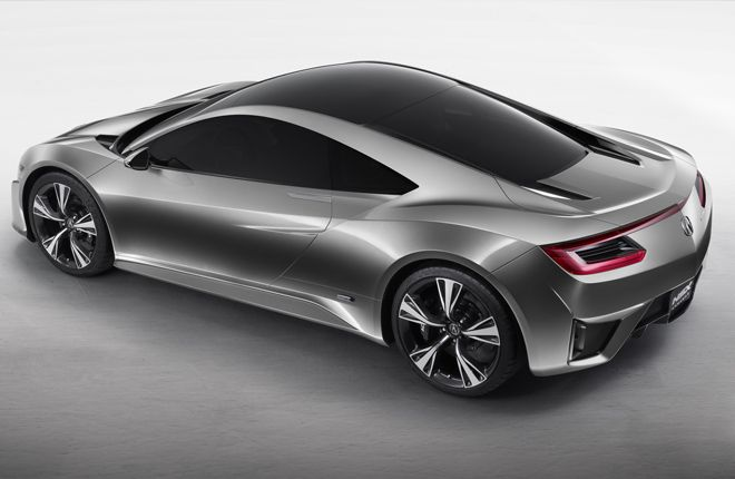 Acura / Honda NSX Concept 2013