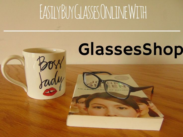 Easily Buy Glasses Online With GlassesShop