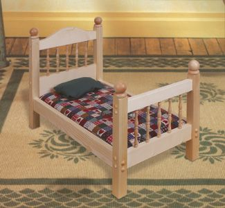 Doll Bed Wood Patterns