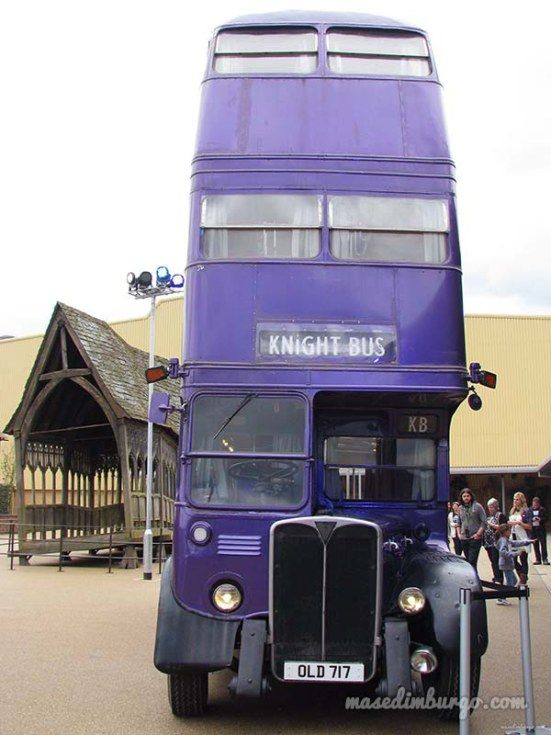 A day at the Warner Bros Harry Potter Studio, in London